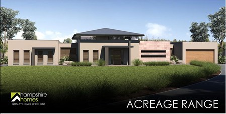 Home design gallery for Acreage homes floor plans